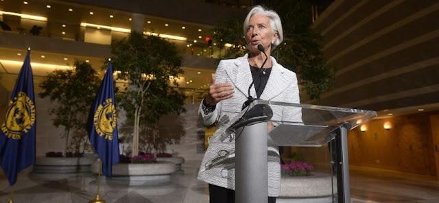 Λαγκάρντ: Η Ελλάδα θα παραμείνει στην ΕΕ