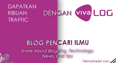 Cara Mengirim Artikel Blog keViva Log