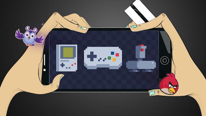 Los smartphones son los favoritos de los 'gamers'