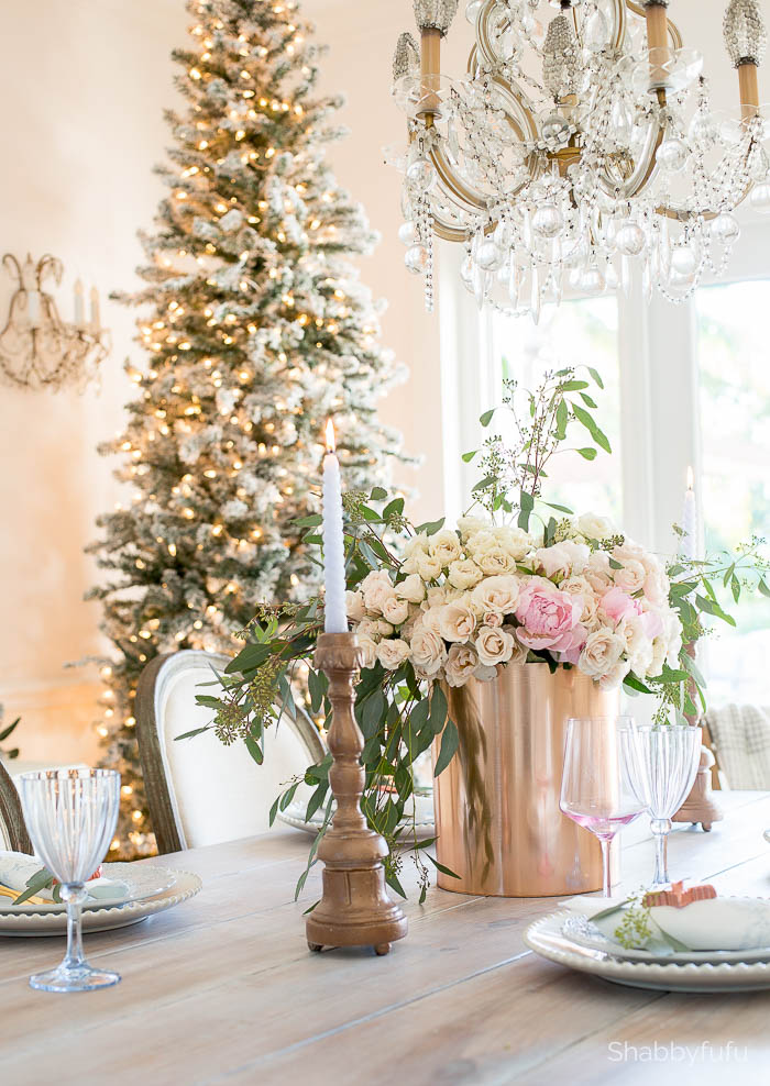 How To Create A Beautifully French Country Christmas ...