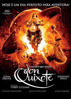 O Homem Que Matou Don Quixote - BDRip Dual Áudio