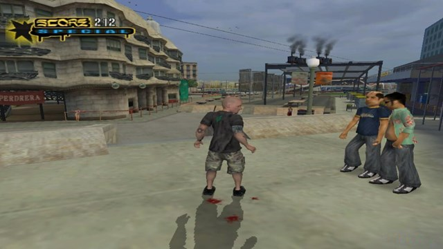 Download Tony Hawk's Underground 2 PC Games Gameplay