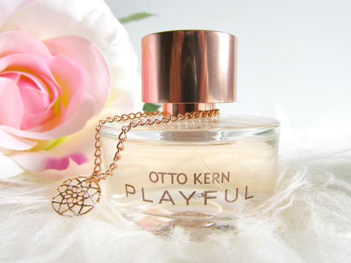 Review: Otto Kern - Playful Women - 30ml - 19.95 Euro  - Duftbeschreibung