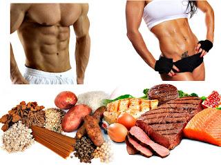 Alimentos para ganar masa muscular quemar grasa