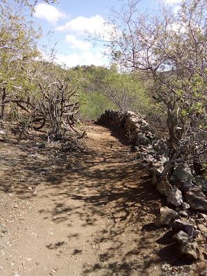 www.canionsxingo.com.br - Trilha para a Grota do Angico através do cangaço Ecoparque, a trilha de dificuldade mediana para facil, além de belas paisagens