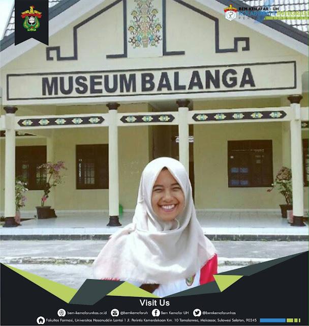 Mahasiswi Farmasi UNHAS Wakili SulSel dalam Jambore Pemuda Indonesia 2016