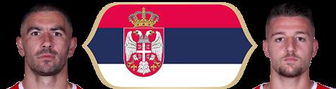 PES 18 Serbia WC 2018 Minifaces