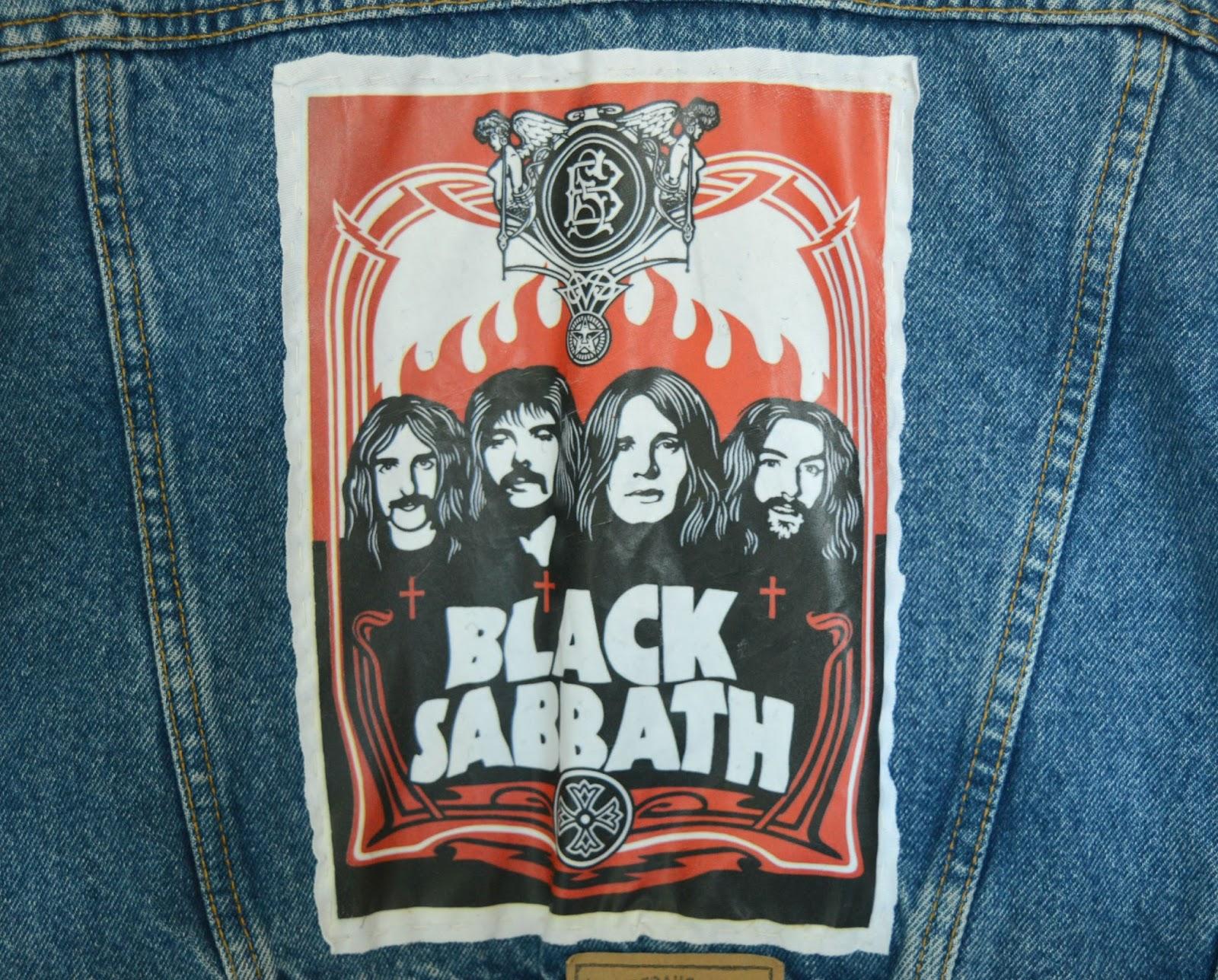 Rock / Metal / Punk Custom Denim Jacket From Rowdy Roddy