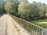 Pont sur l'Ain