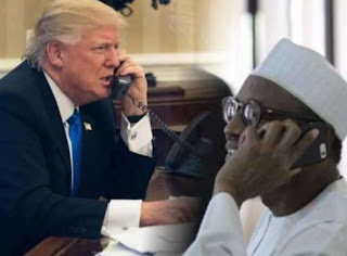 donald trump comment nigerians usa