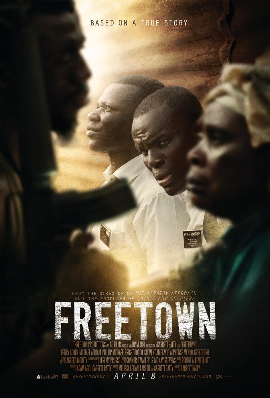 Nonton Film Freetown (2015)