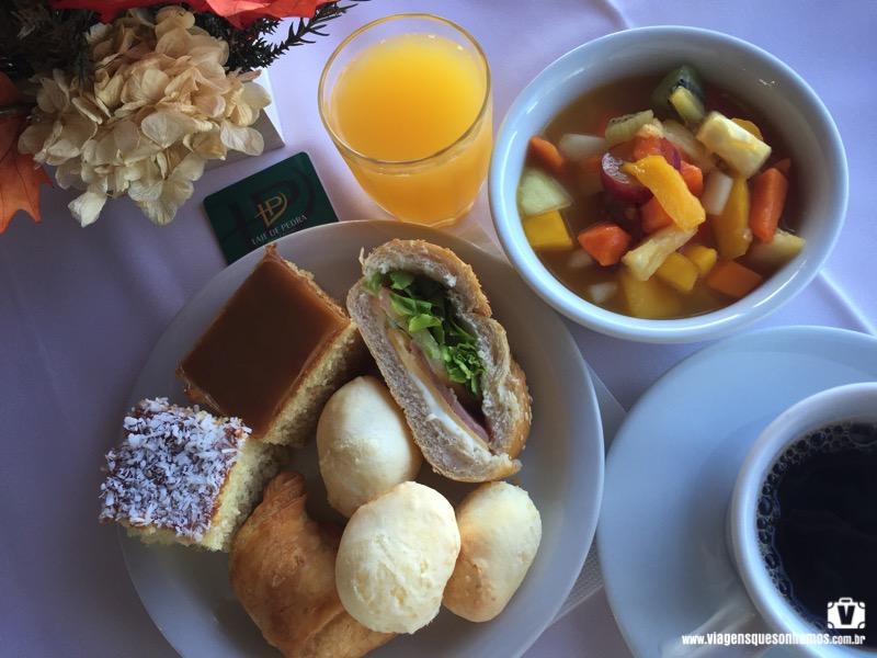 Cafe da manhã em Canela