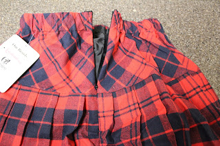 L-Email Wig Pleated Skirt 4