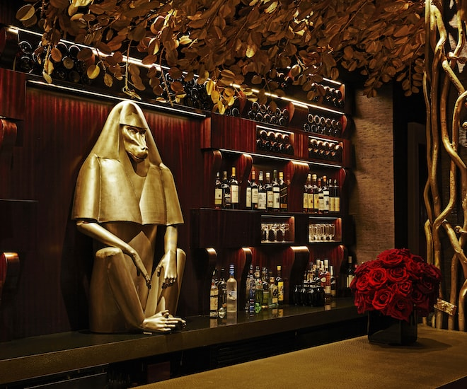 Hotel Vagabond Singapore bar