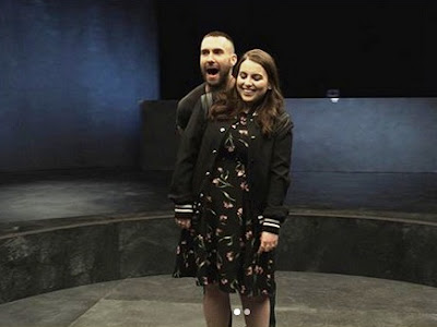 Beanie Feldstein Shares an Adorable Throwback Picture of Adam Levine