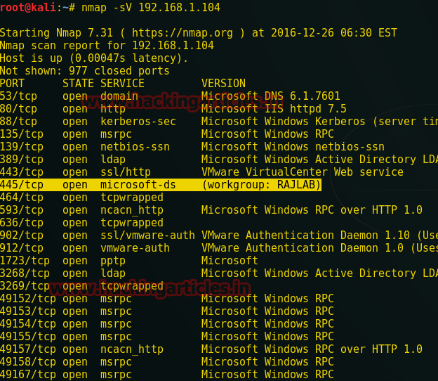 Hack Remote PC using PSEXEC Injection in SET Toolkit