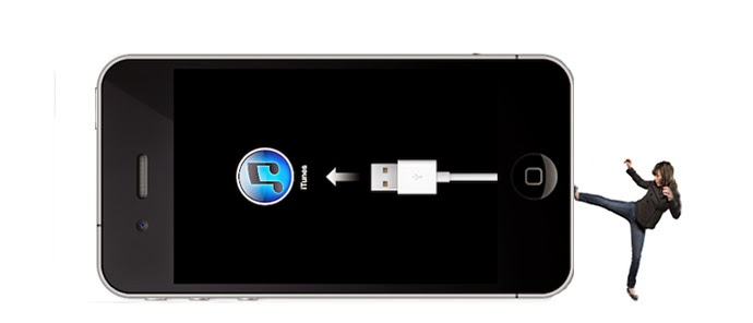 How To Take Iphone  Out Of Recovery Mode