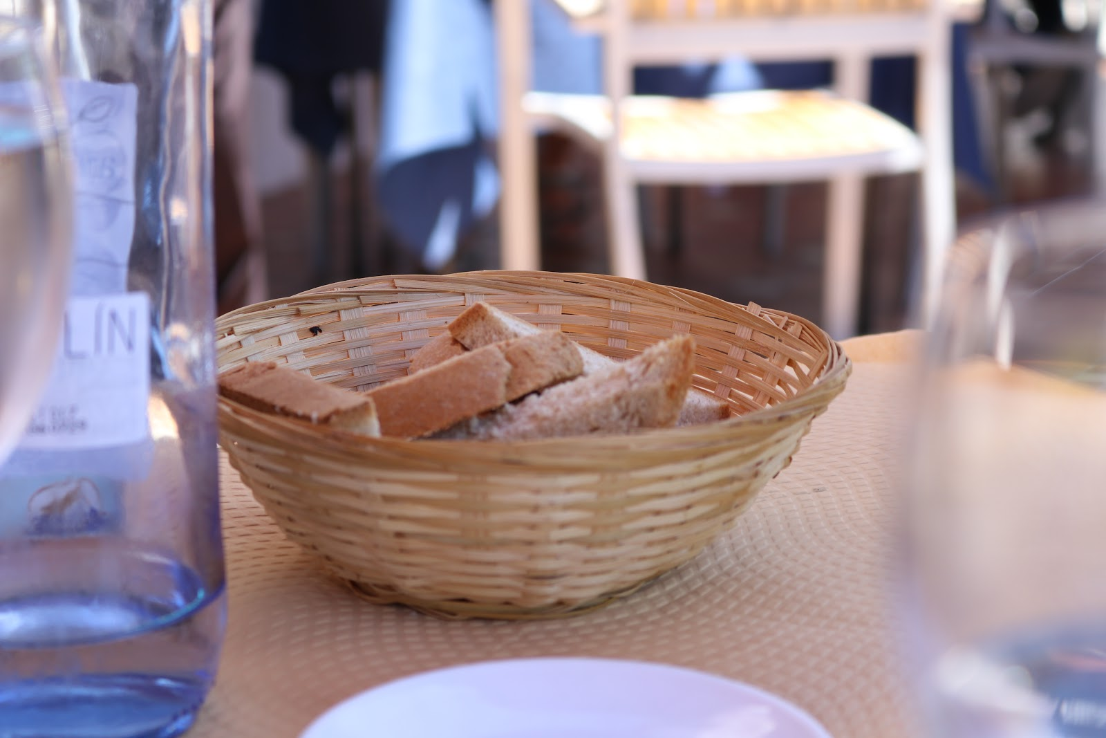 bowl of bread, spain
