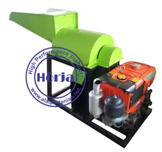 Mesin Pencacah Kompos, Rumput, Jerami (Mesin Pencacah Multiguna) HORJA CPS-EC04