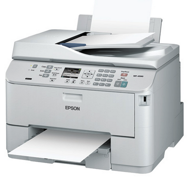 Epson WorkForce Pro WP-4590 printer