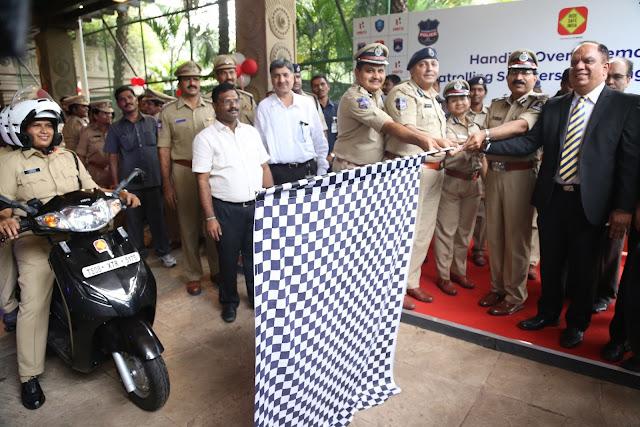 HERO MOTOCORP PARTNERS WITH TELANGANA POLICE TO FOSTER WOMEN EMPOWERMENT