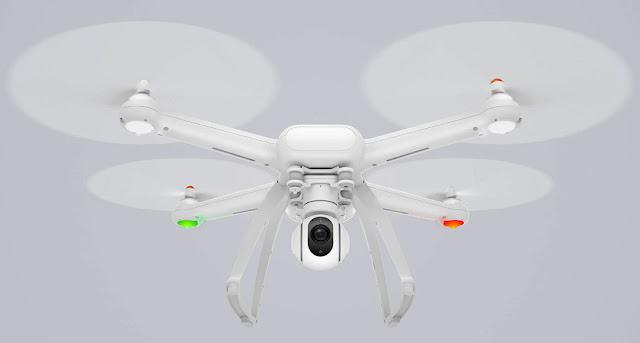 Fotografia dello Xiaomi Mi Drone