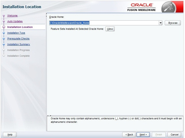 How To Install Oracle Forms 12c On Windows 7   Vinish Kapoor's Blog