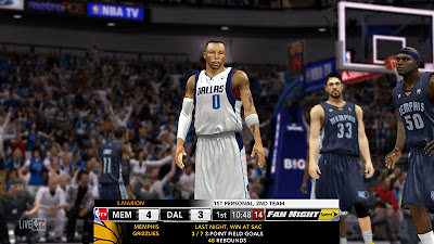 NBA 2K13 PC Scoreboard Fix Patch