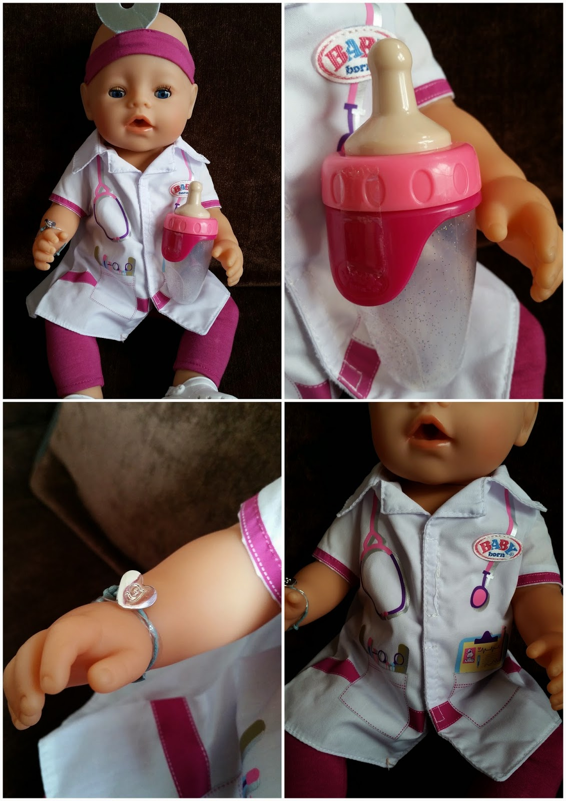 Mummy Of 3 Diaries Baby Born Interactive Doctor Doll Review