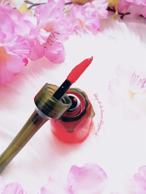 LABIOTTE Flomance Lip Color Shine review