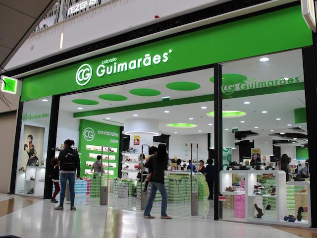 Calçado Guimarães em Lisboa