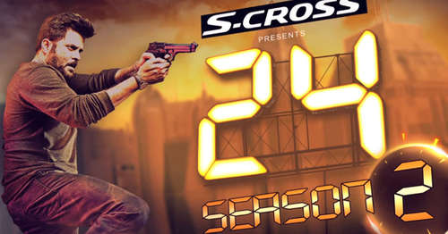Poster Of 24 S02E22 2nd October 2016 200MB HDTV 576p Free Download Watch Online Worldfree4u