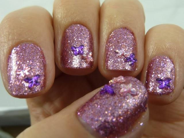 Negle Nymfer - En blog om neglelak: Ideer til nytårs aften.