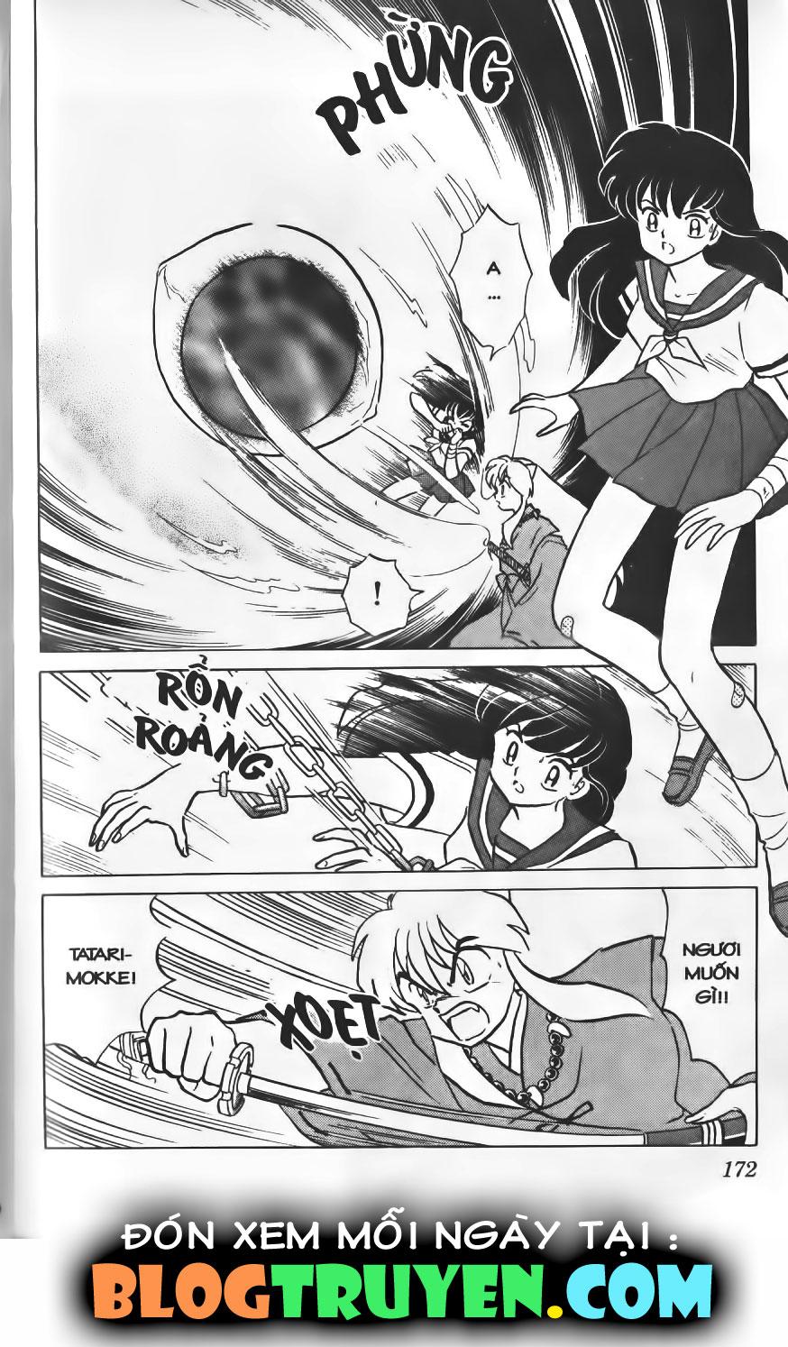 Inuyasha vol 04.10 trang 7