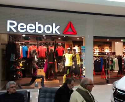 #showdeloja: Reebok, em Montevidéu