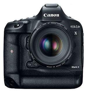 Canon EOS-1D X Mark II DSLR camera