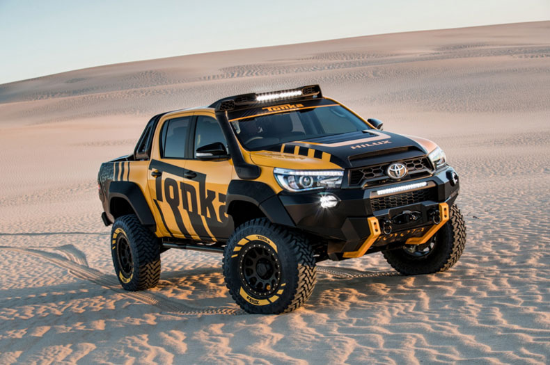 Toyota Hilux Tonka Off-Road Toy Just For Men