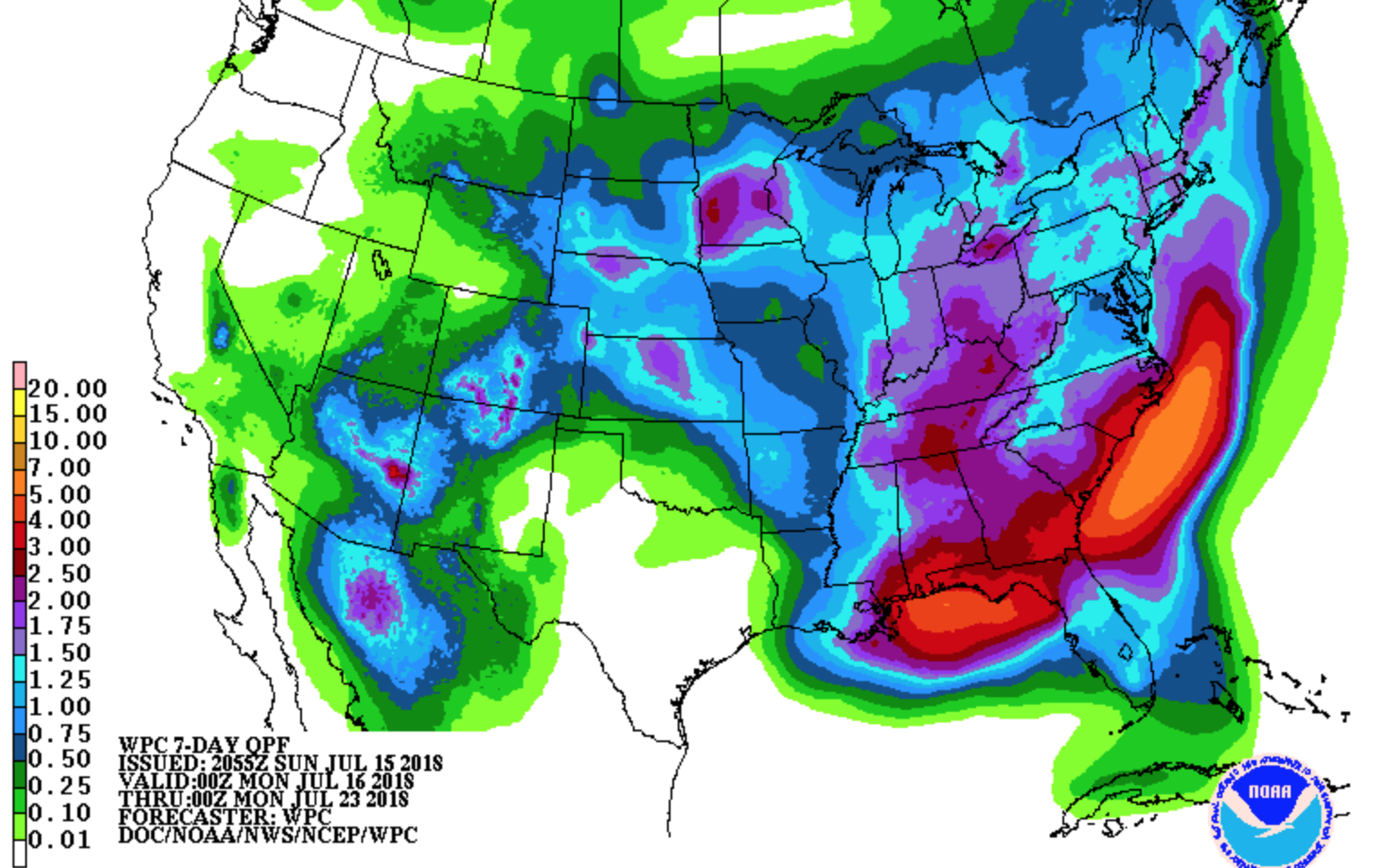 Wpc Consulting Mse Creative Consulting Blog How Much Rainfall Is Forecast For This