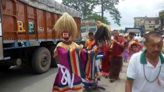 Buddha Jayanti Celebration in dooars Jaigoan