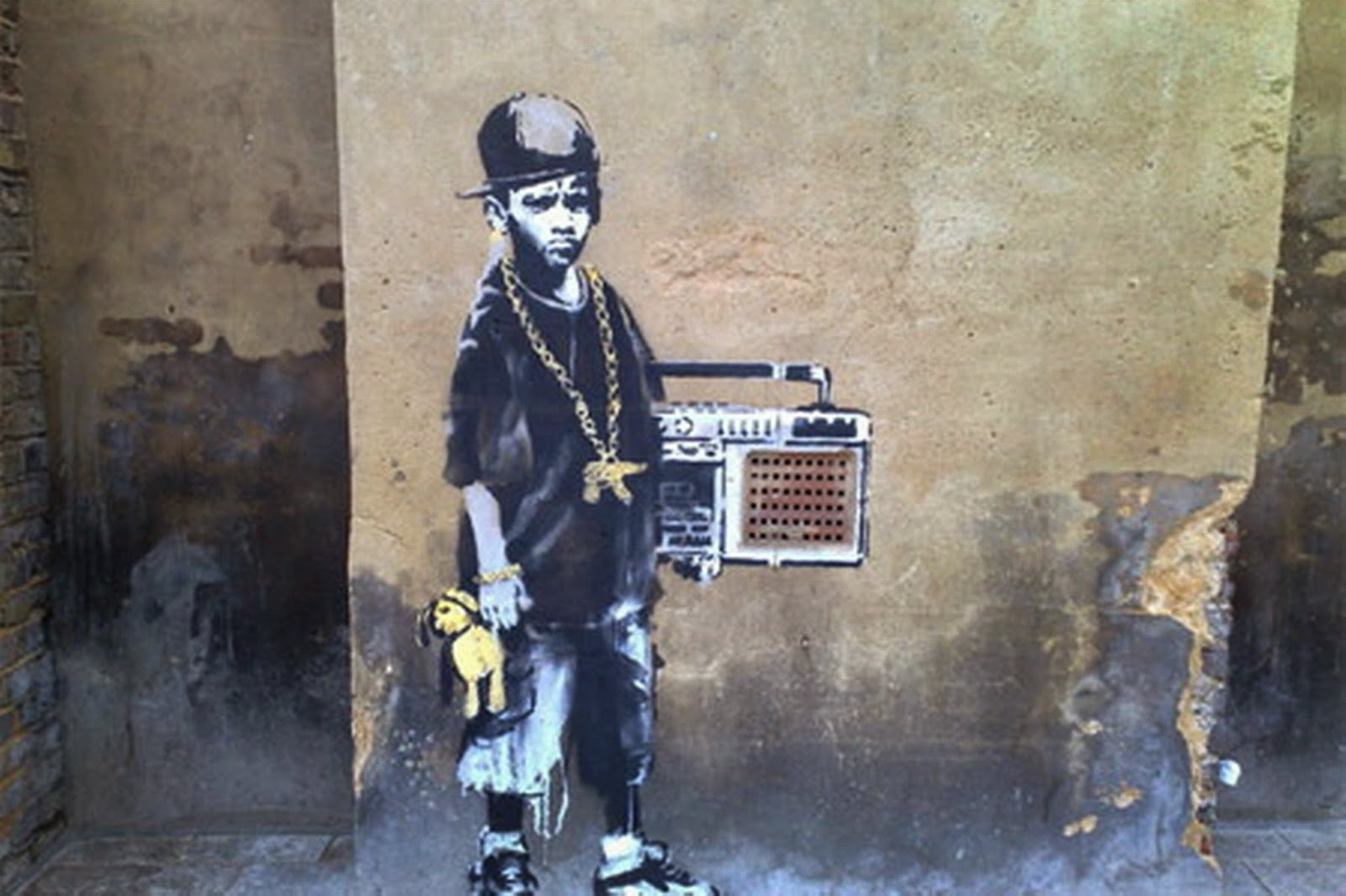 See More Of Banksy On Instagram Facebook Tumblr And Artists Website