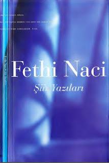 Fethi Naci - Şiir Yazıları