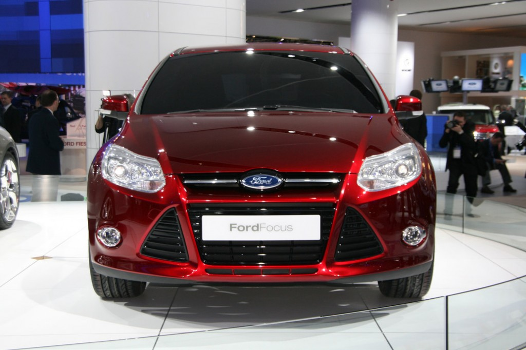 Ford Focus - Best Selling Car In The World