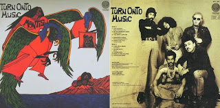 "Mantis LP ""Turn Onto Music"" (1973)"