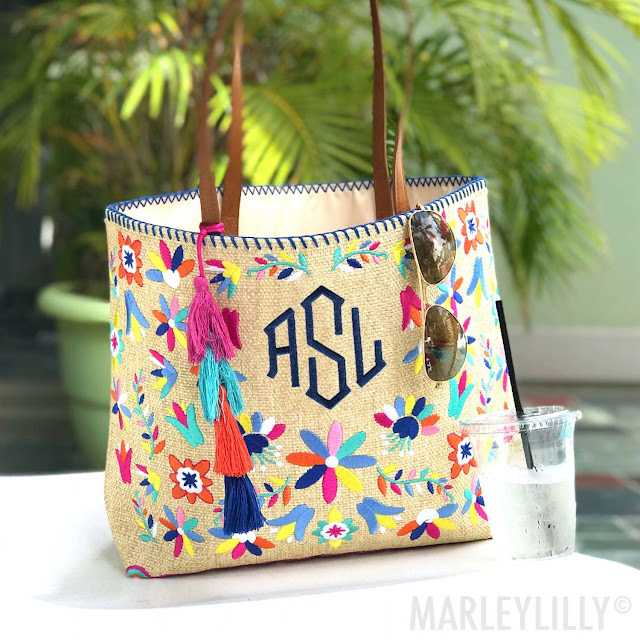 The Mexicali Tote Bag