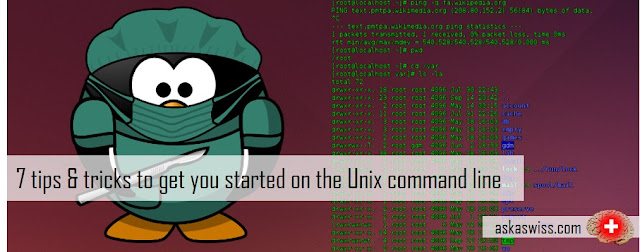 Ask a Swiss: 7 tips & tricks to get you started on the Unix