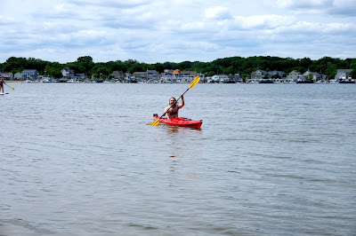 Adventures Down the Shore: Kayaking and Paddle Boarding