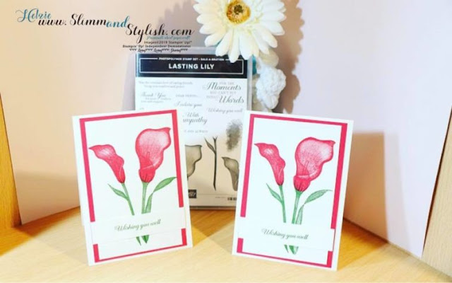 Lasting Lily Saleabration Stampin' Up!