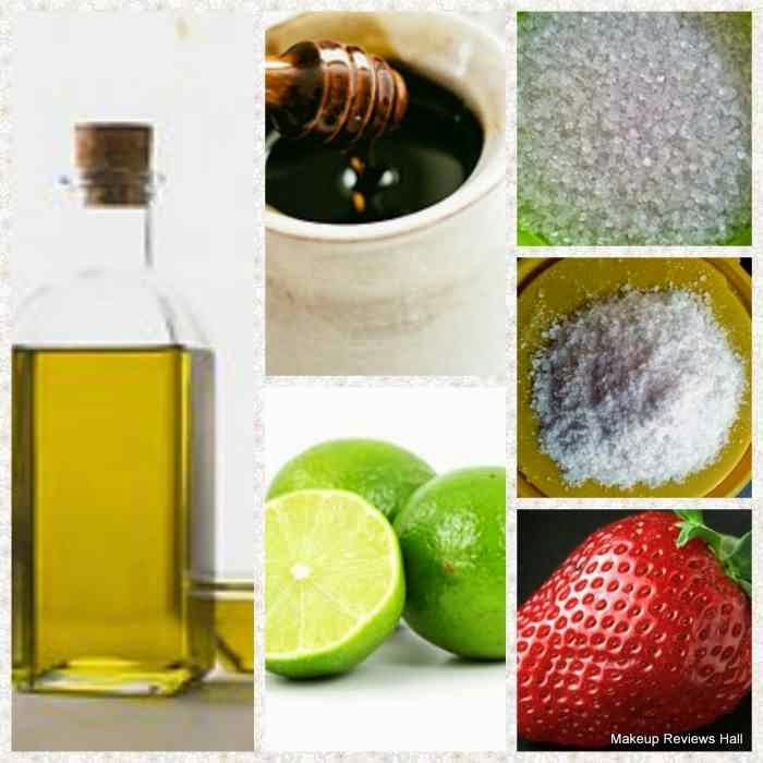DIY Homemade Whitening Body Scrub