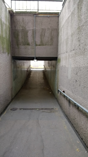 Croydon subway underpass