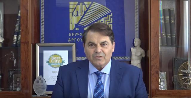 Καμπόσος: Όχι της αντιπολίτευσης στο ψήφισμα για στήριξη όσων χάνουν τα σπίτια τους από τις τράπεζες (βίντεο)
